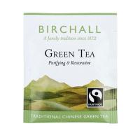 Birchall Green Tea Enveloped Tea Bags 1x25