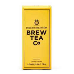 Brew Tea Co. English Breakfast Loose Leaf Tea