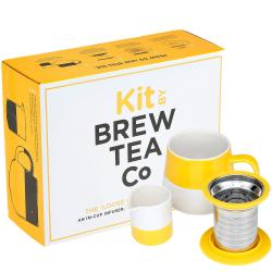 Brew Tea Co. Tea Mug Infuser Set