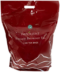 Imporient English Breakfast 1 Cup Teabags x1100