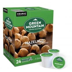 K-CUP® GM Hazelnut Coffee