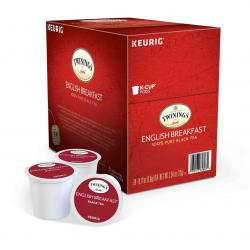 K-CUP® Twinings Breakfast Tea