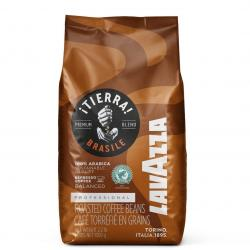 Lavazza Tierra Origin Brasile Rainforest Alliance Certified Coffee Beans 1kg