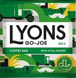 Lyons Go Joe Coffee Bags
