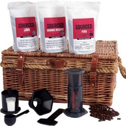 SOURCED The Aeropress Gift Set