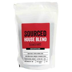 Sourced House Blend Coffee Beans 250g