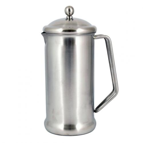 Brushed S/Steel Cafetiere