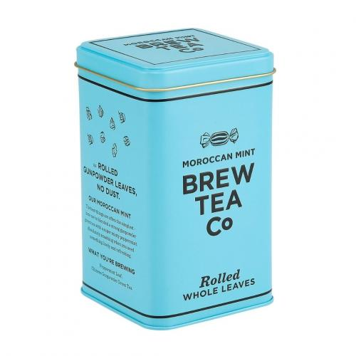 Brew Tea Co. Tea In a Tin Moroccan Mint 150g