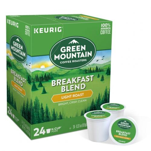 K-CUP® GM Breakfast Blend