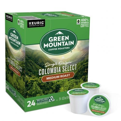 K-CUP® GM Colombia Select