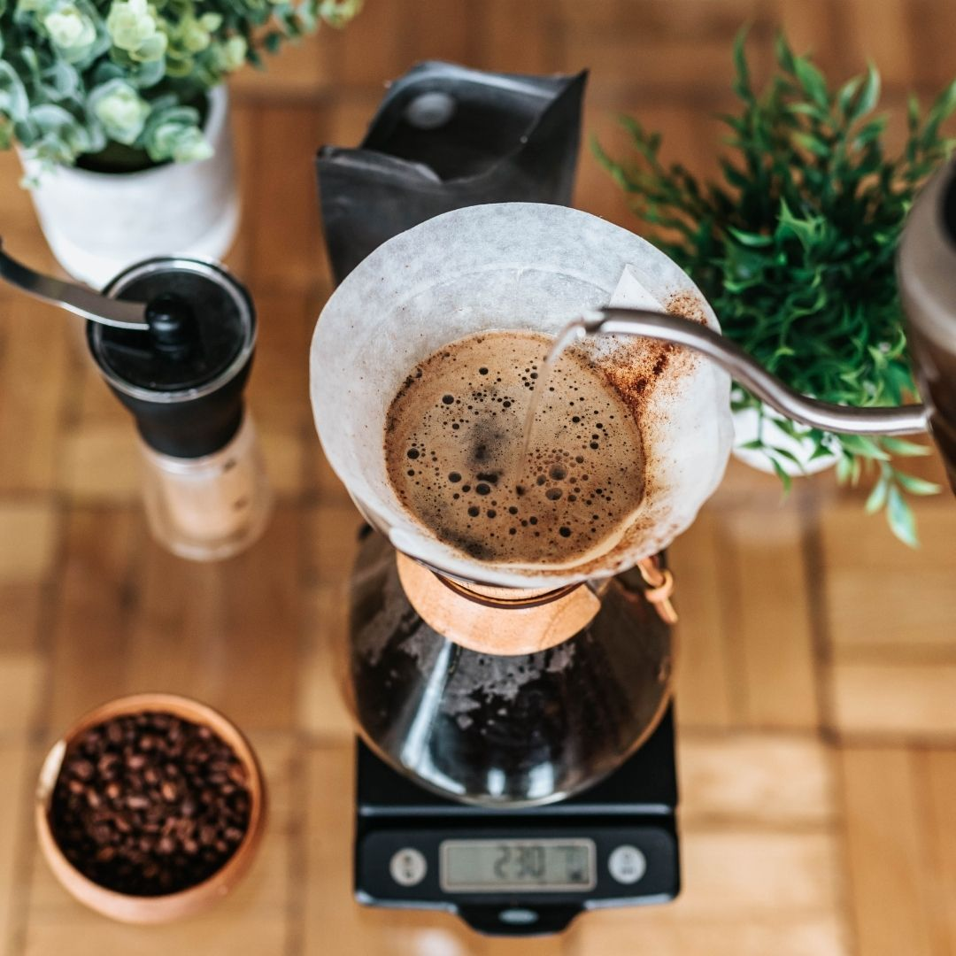 5 Ways to up your home coffee game
